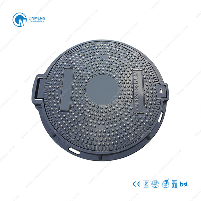 "600mm(24"") Hinged Round Manhole Cover"