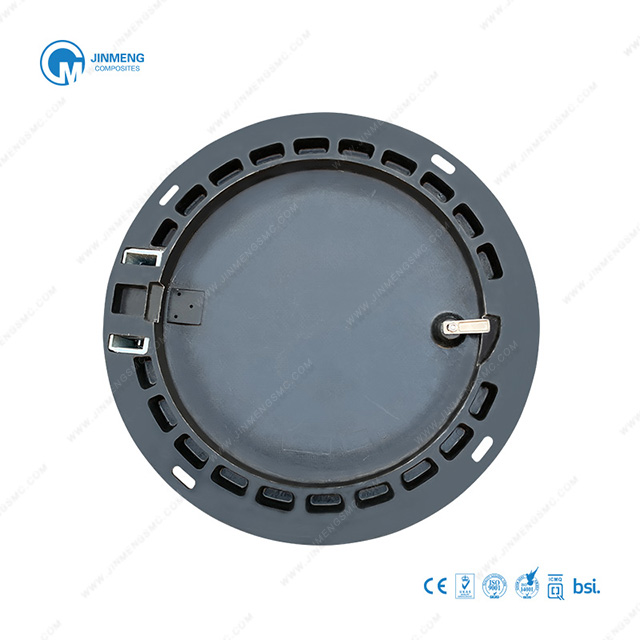 600mm Hinged Round Manhole Covers