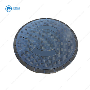 900mm Composite Round Petrol Station Cover