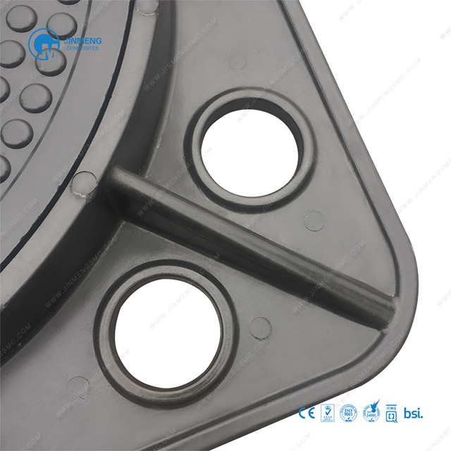 550mm Round Manhole Cover
