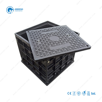 Advantages of composite assembly manhole chamber