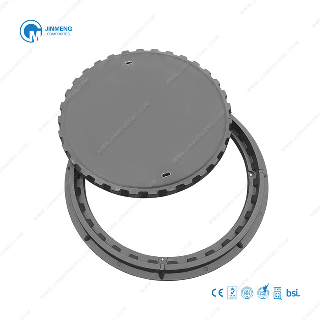 Customized Composite Round Manhole Cover