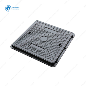 550mm Square Manhole Cover