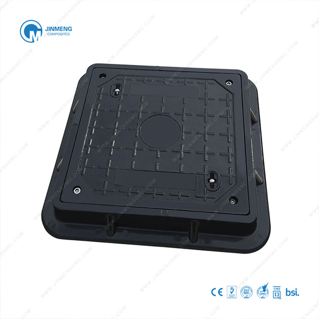 350mm Square Manhole Cover