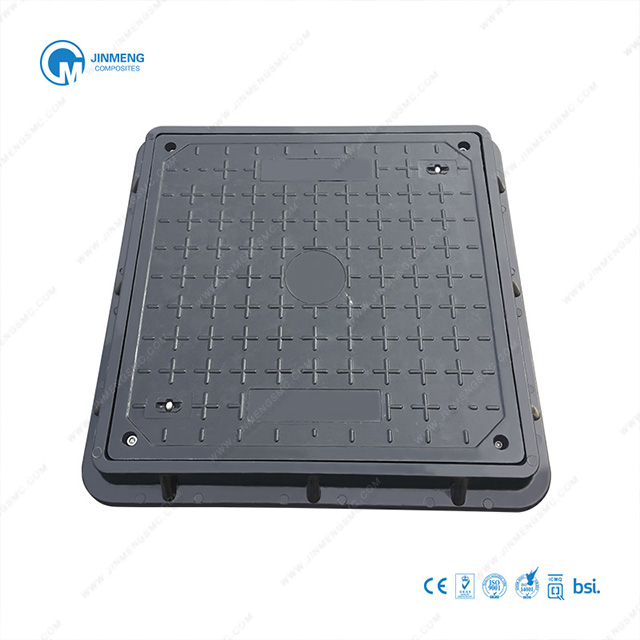 550mm Square Manhole Cover Heavy Duty