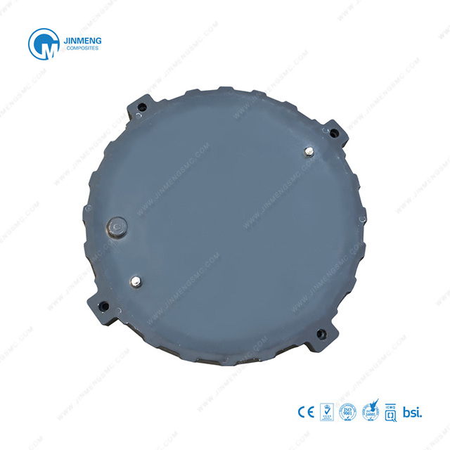 600mm Round Manhole Frame and Covers